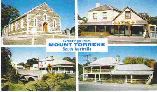 Mt torrens